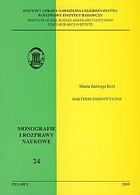 Monografie i rozprawy Naukowe